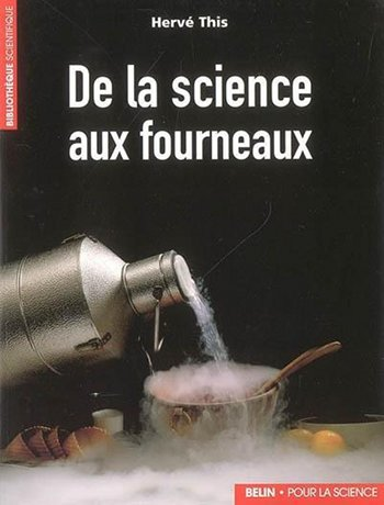 Livre de Hervé THIS, aux éditions Belin, collection « Pour la science ».  JPEG - 28.6 ko